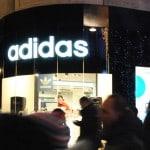 Storm DJs at Adidas London