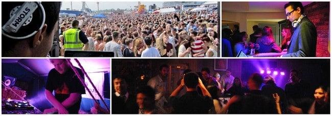 Storm DJs London - DJ Hire Services