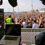 Glu - Festival - Storm DJs - DJ hire