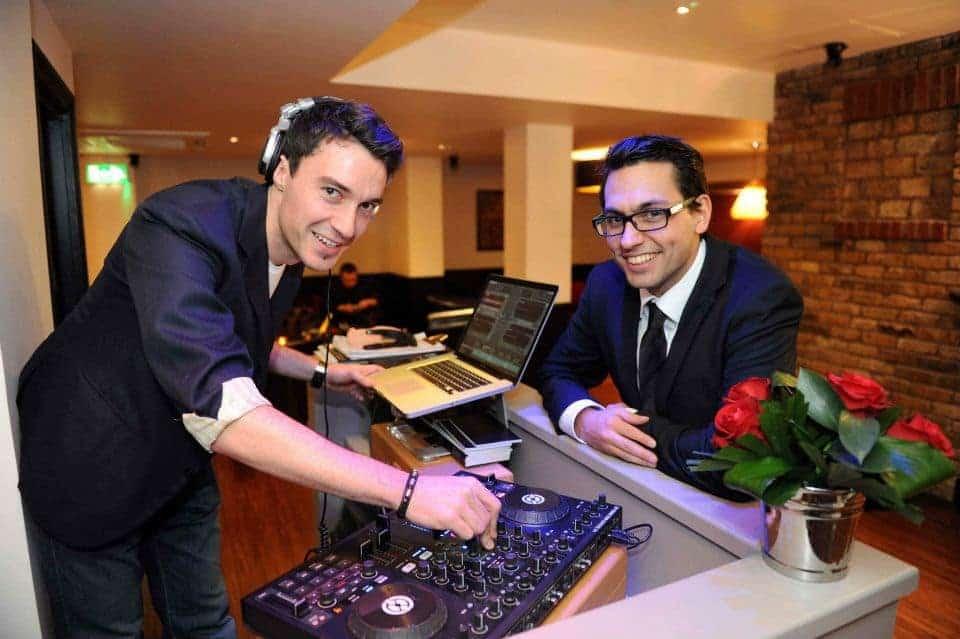 Storm DJs - DJ hire bars