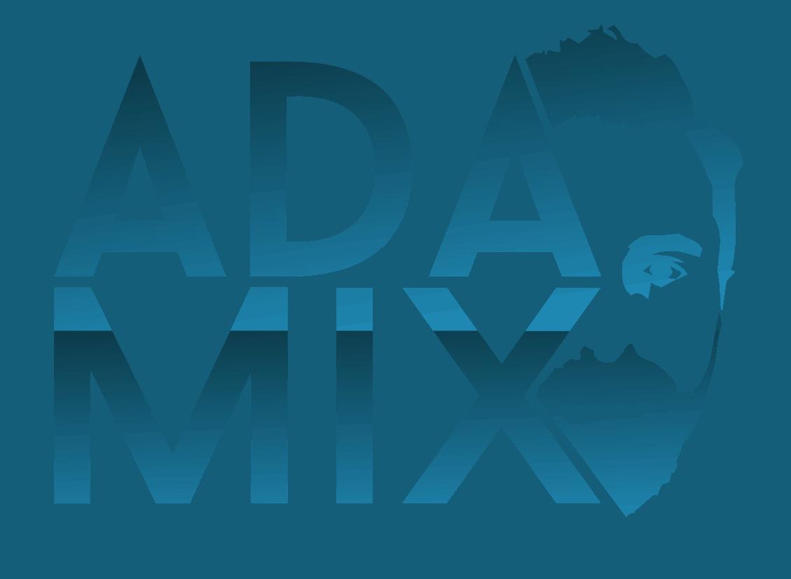 AdaMix DJ logo - Storm DJs London Hire Agency