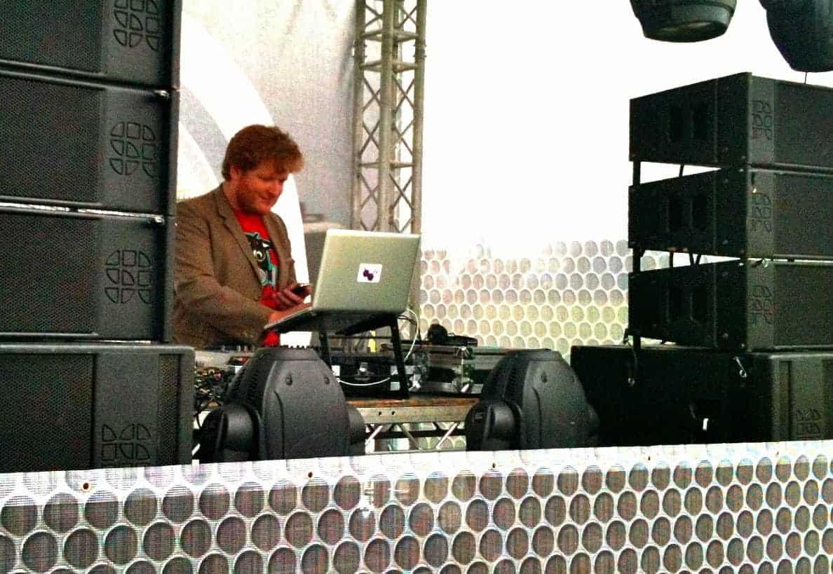 DJ Adam Wood / dRasL - Epsom Derby Festival - Storm DJs