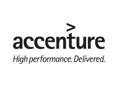 Accenture logo - Storm DJs
