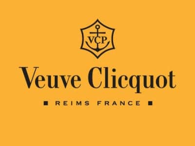 Veuve Clicquot logo - Storm DJs