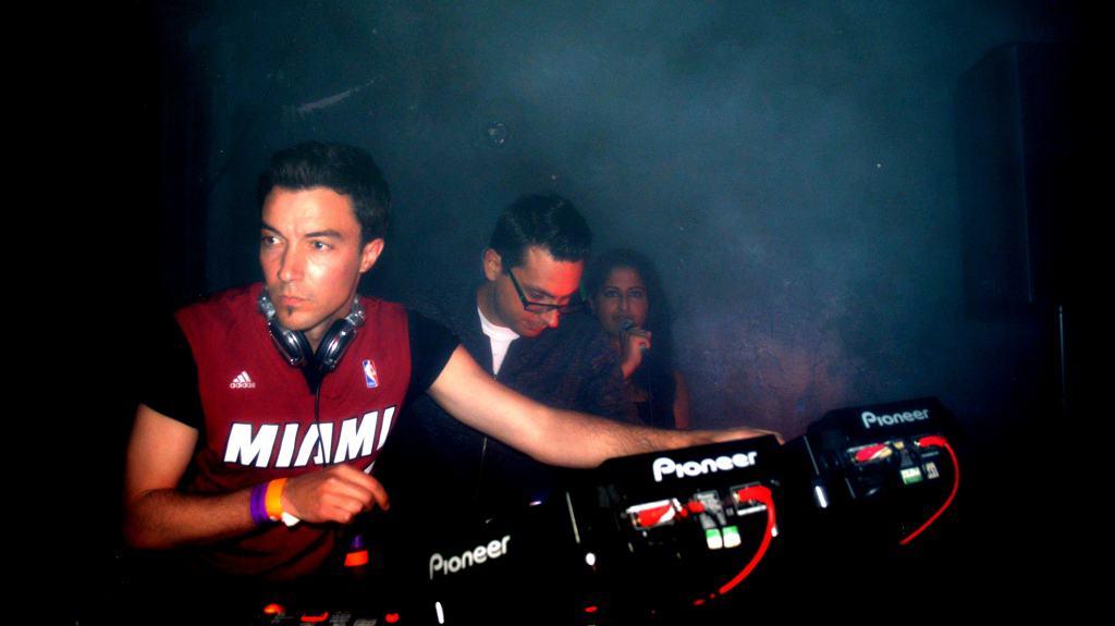Storm DJs - XOYO - Glu Sound & Heckner