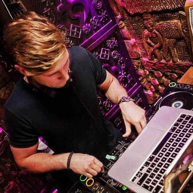 DJ Rees Parker -Profile 5 - DJ Hire Agency - Storm DJs
