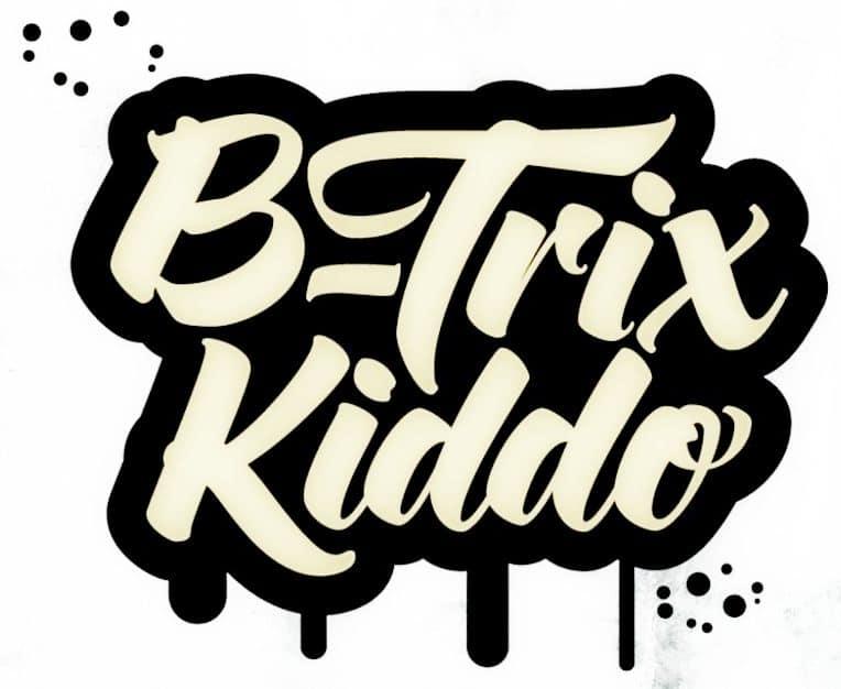 DJ B-Trix Kiddo logo - Storm DJs