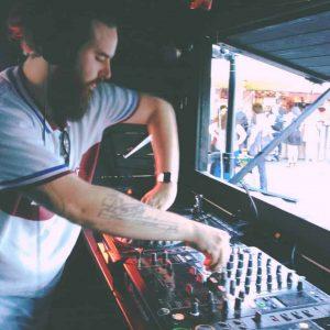 DJ Rude Jude - Profile 2 - DJ Hire Agency - Storm DJs