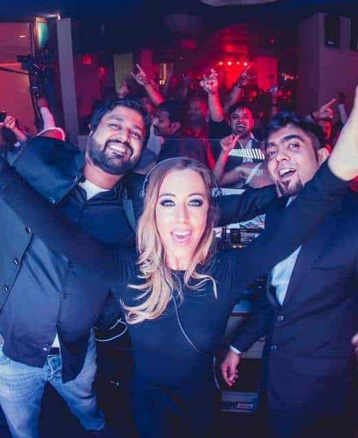 DJ Chloe Bodimeade - Profile 3- DJ Hire Agency - Storm DJs