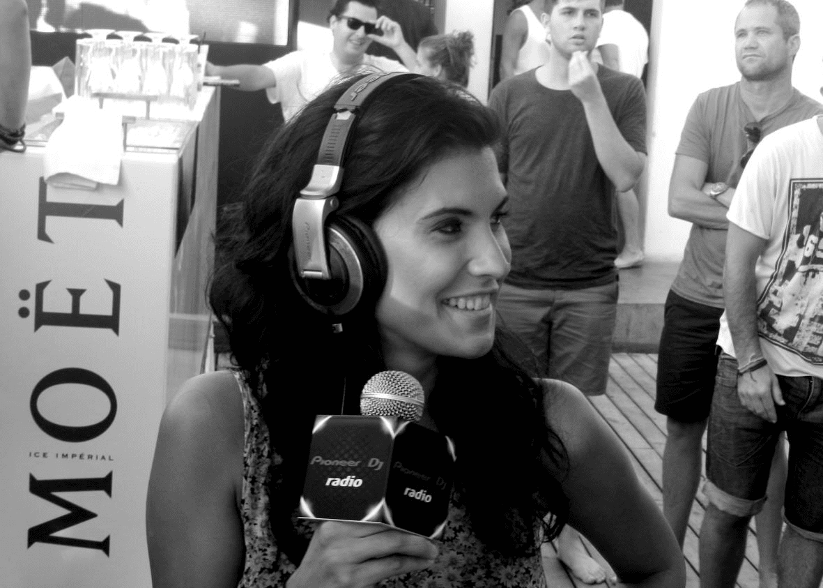 DJ Becky Saif - DJ Hire Agency - Storm DJs
