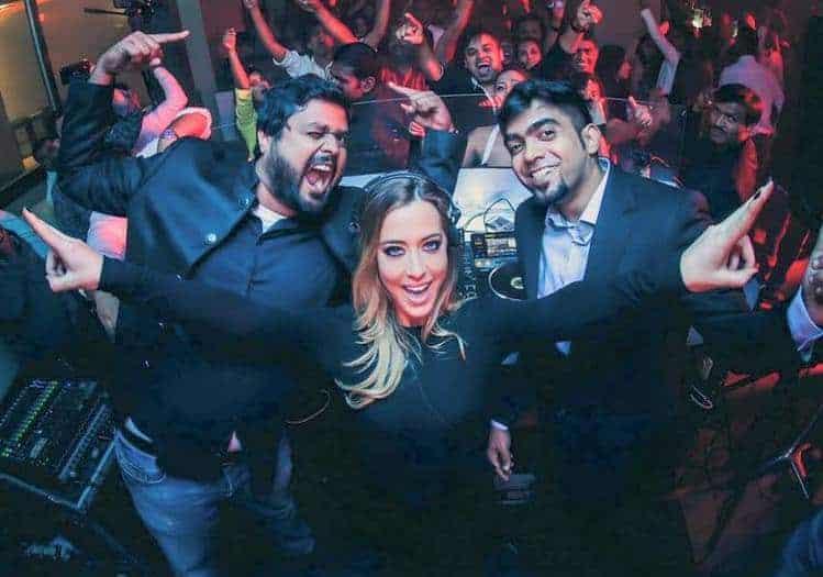 DJ Chloe Bodimeade - DJ Hire Agency - Storm DJs