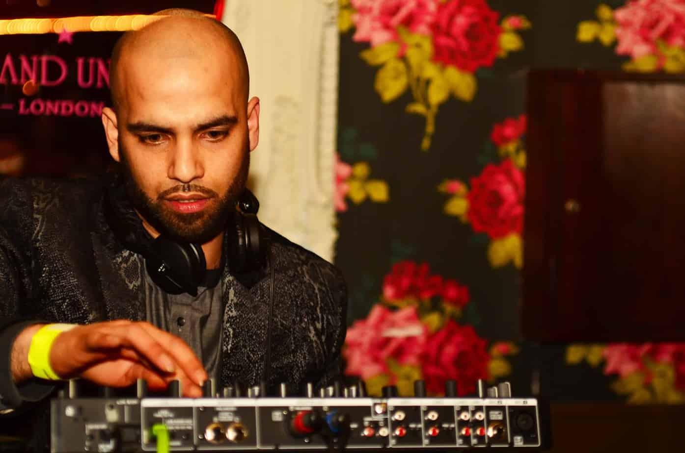 DJ Maj-ik - Profile 2 - DJ Hire Agency - Storm DJs