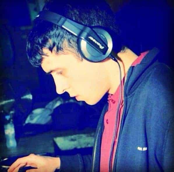 DJ Ben R Saunders - Profile 2 - DJ Hire Agency - Storm DJs