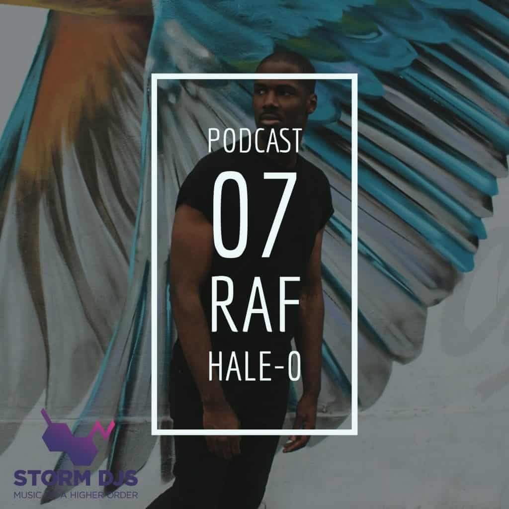DJ Raf Hale-0 podcast