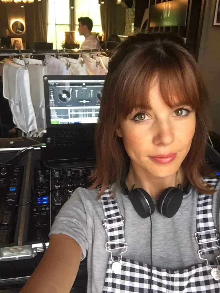 Elspeth Pierce - Model DJ & Presenter - Storm DJs 3