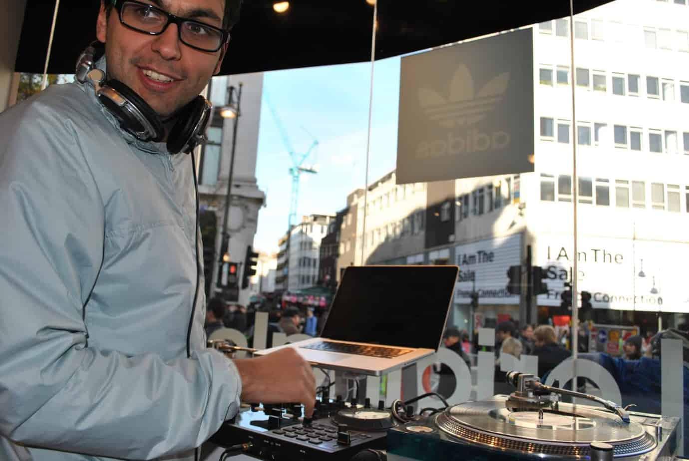 Heckner - Storm DJs - London Agency 3