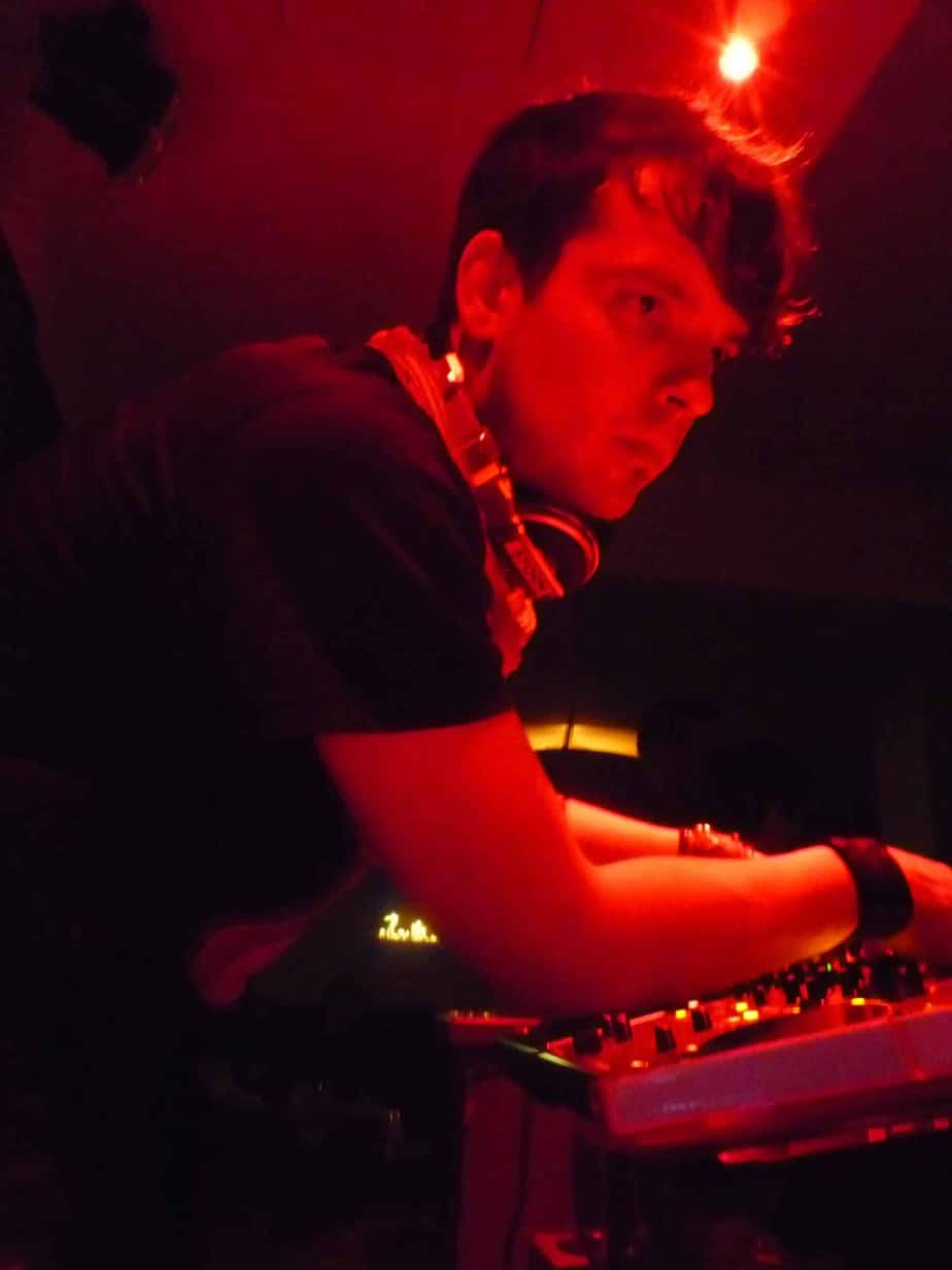 Karl S. Berg @ Flute London - Storm DJs