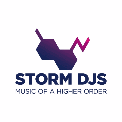 Storm DJs logo - DJ Hire Solutions - DJ Agency