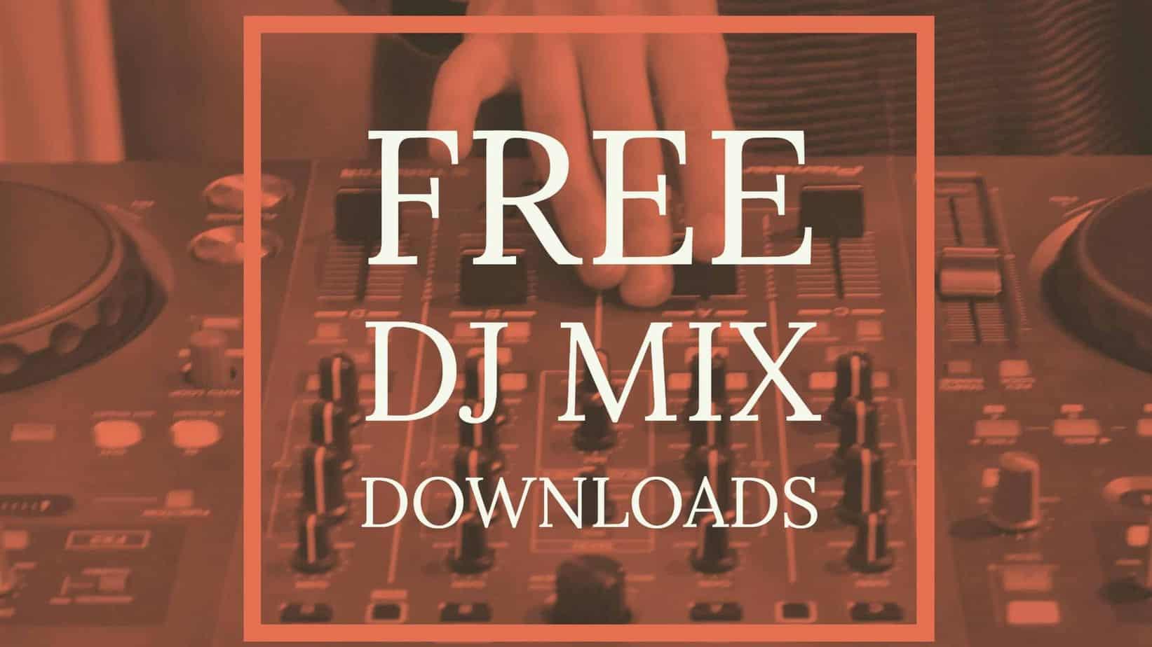 Free DJ Mix Downloads - Storm DJs London Agency