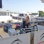 DJ Fabrizia - Storm DJs - Goodwood 2013