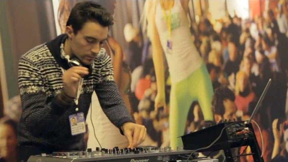 DJ Glu Sound - Earls Court - Storm DJs