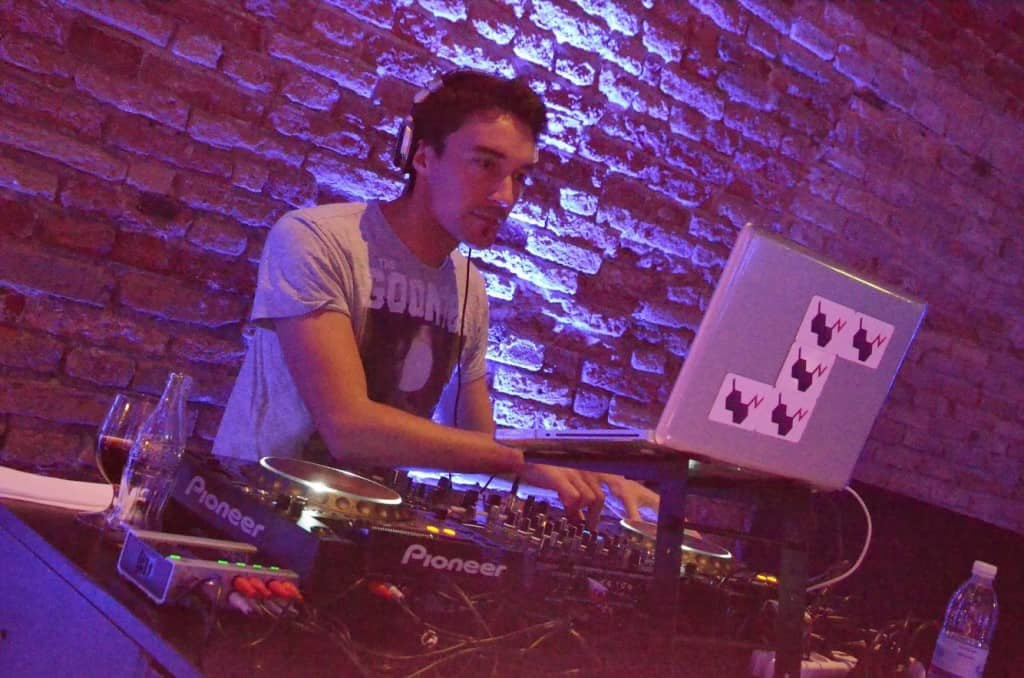 DJ Glu Sound - Venice Italy - Storm DJs