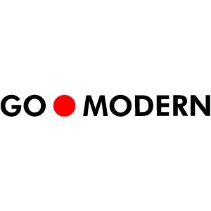 Go Modern logo - Storm DJs London DJ hire