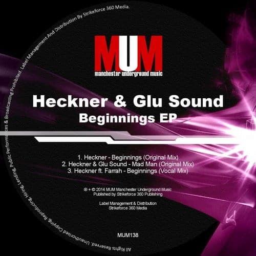 Beatport - Glu Sound - Heckner - MUM - Storm DJs