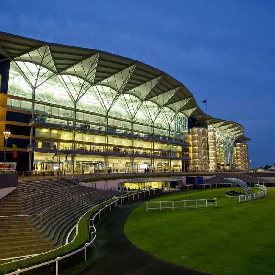 Storm DJs at Ascot Racecourse - TJX Europe