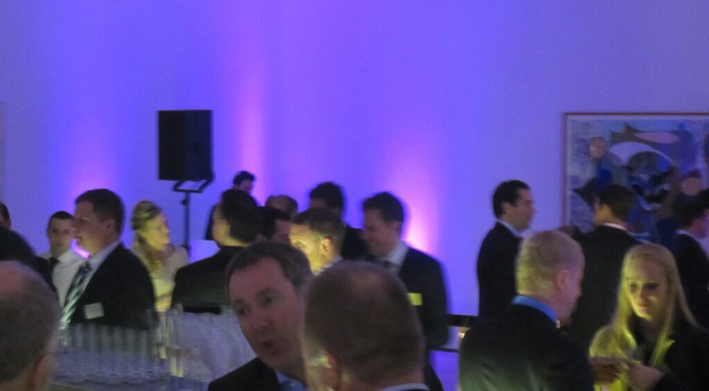 Storm DJs at the Saatchi Gallery London - best DJ hire