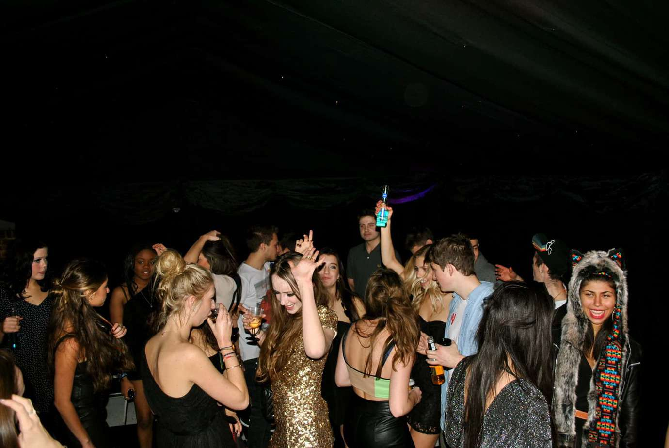 Quality DJ Party Hire - Crowd - London