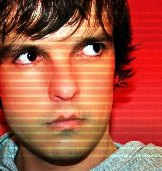 Karl S. Berg - press photo - Storm DJs - London DJ hire agency