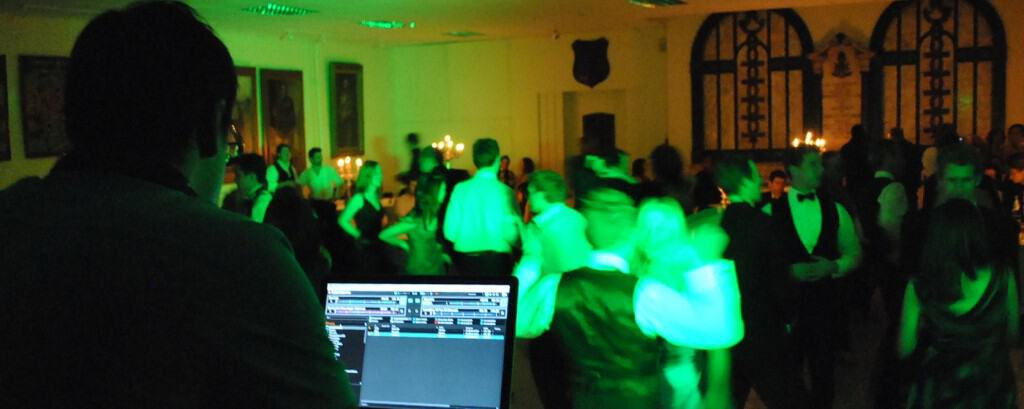 Graduation Ball DJ Hire - Storm DJs London