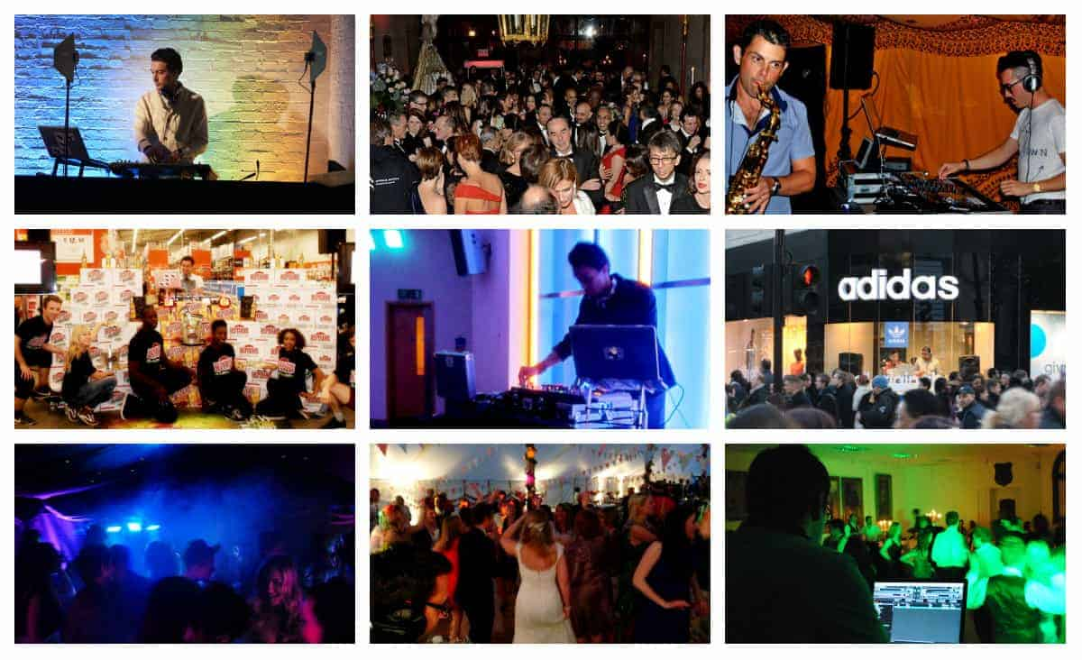 The Best Events For DJs - Storm DJs - When To Hire
