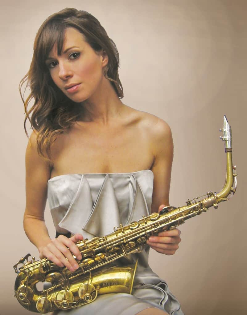 anna kirby saxophone