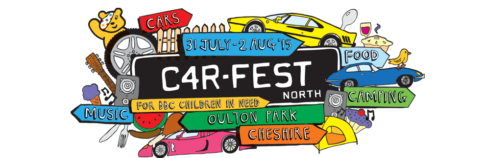 carfest north 2015 - storm djs