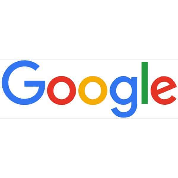 Google Logo - Storm DJs Hire Agency London