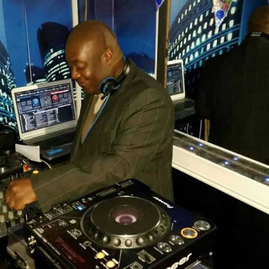 DJ Reggie Styles - Profile 2 - DJ Hire Agency - Storm DJs