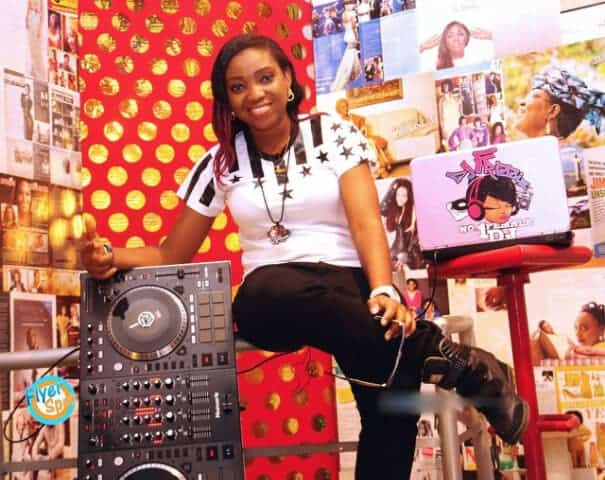 DJ Frizzee - Storm DJs London - female DJ 02