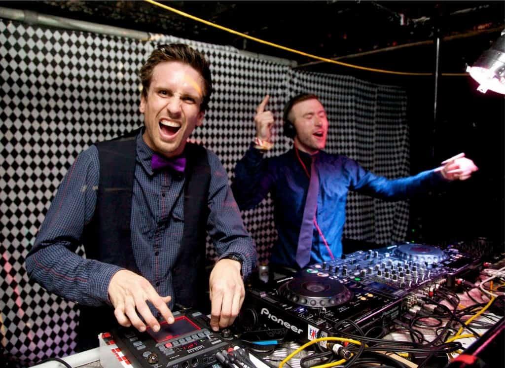 DJ Rumpsteppers - Profile 3 - DJ Hire Agency - Storm DJs