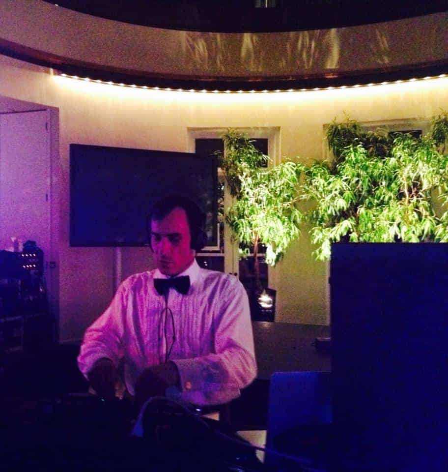 VJ Guillaume Clave - Profile 5 - DJ Hire Agency - Storm DJs