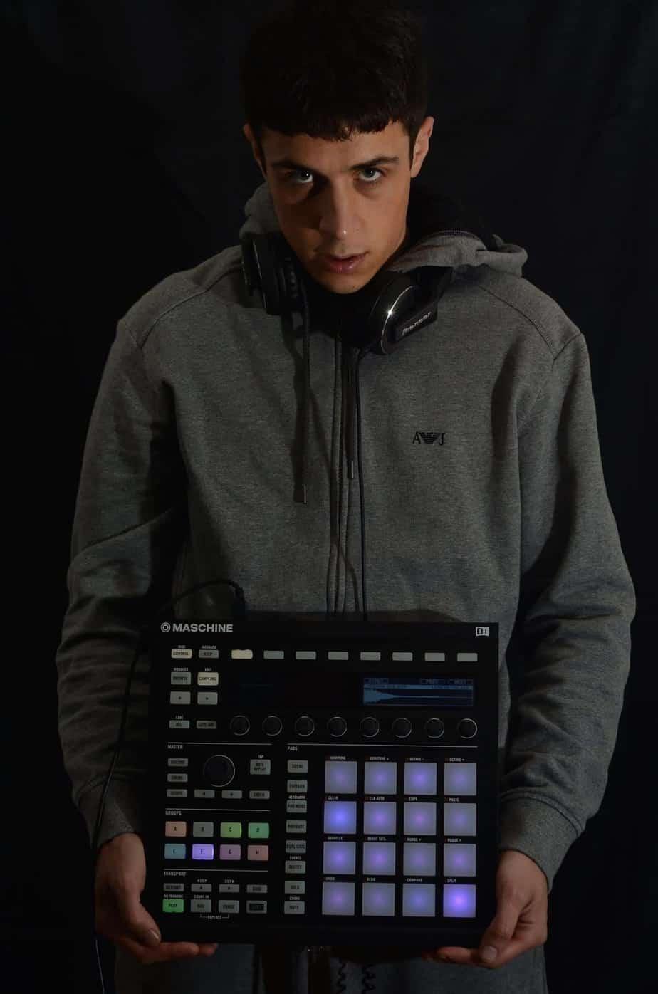 DJ Ben R Saunders - DJ Hire Agency - Storm DJs