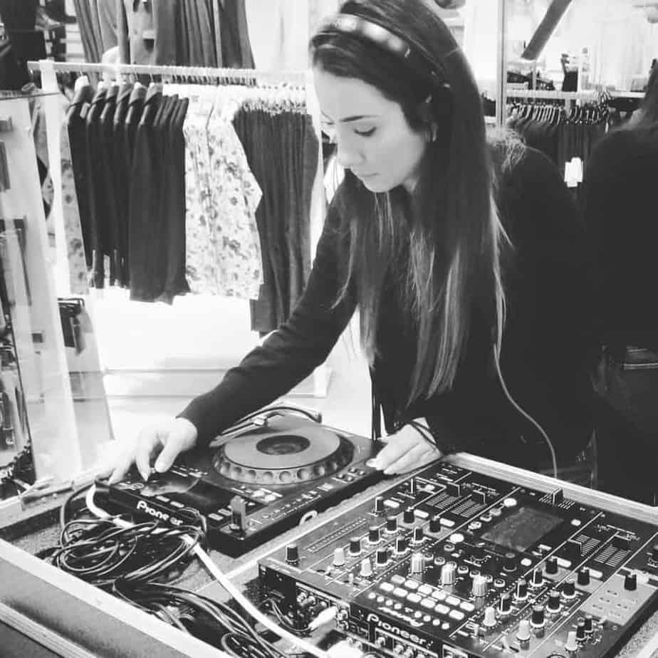 DJ MIranda Loy - DJ Hire Agency - Storm DJs