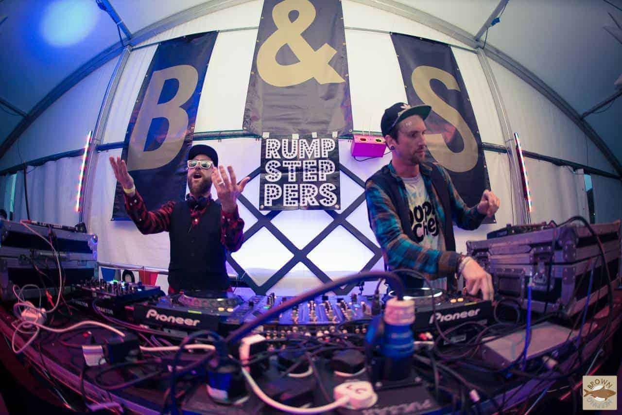 DJ Rumpsteppers - Profile 4 - DJ Hire Agency - Storm DJs