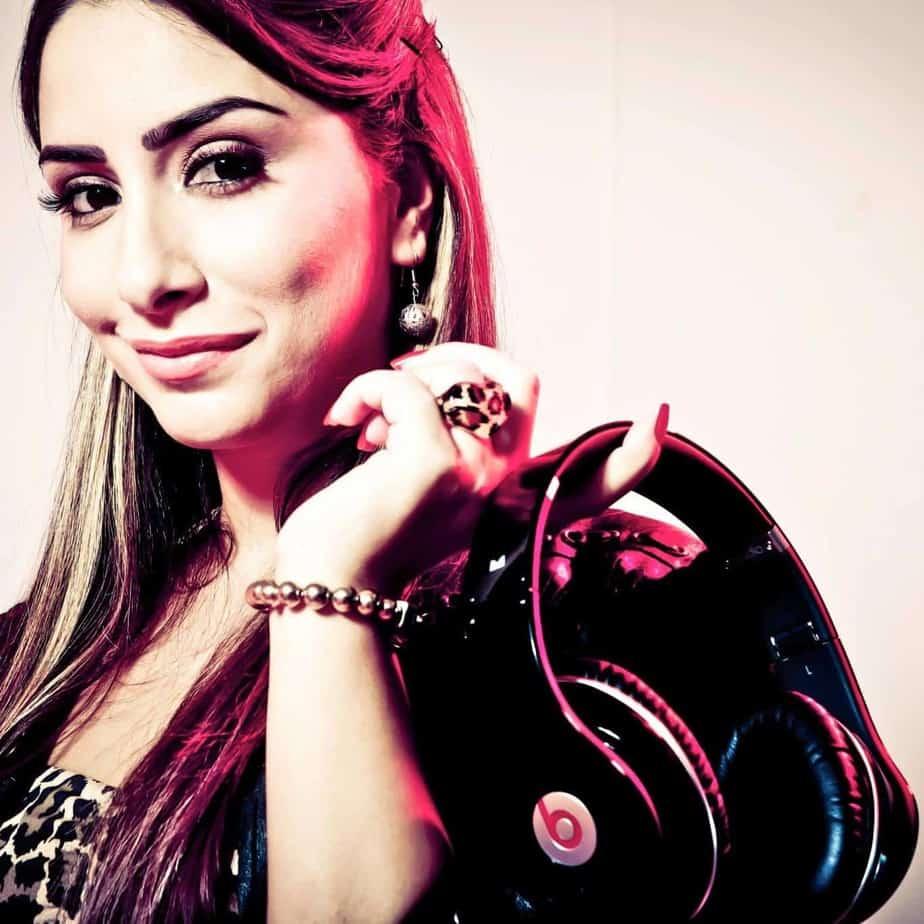 DJ MIranda Loy - Profile 3 - DJ Hire Agency - Storm DJs