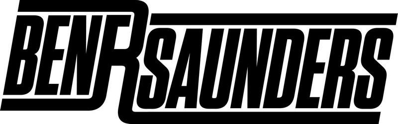 Ben R Saunders BRS logo - Storm DJs Agency