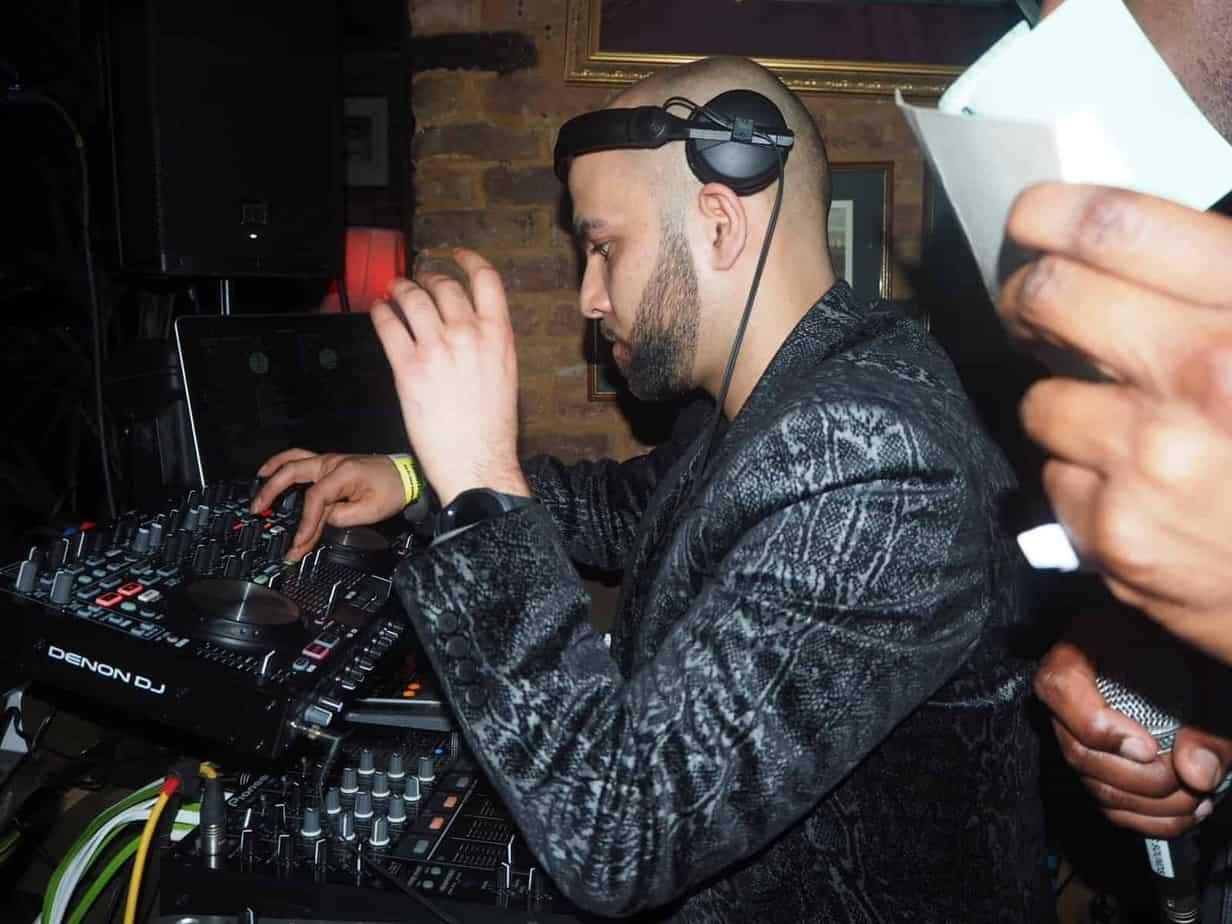 DJ Maj-ik - Profile 6 - DJ Hire Agency - Storm DJs