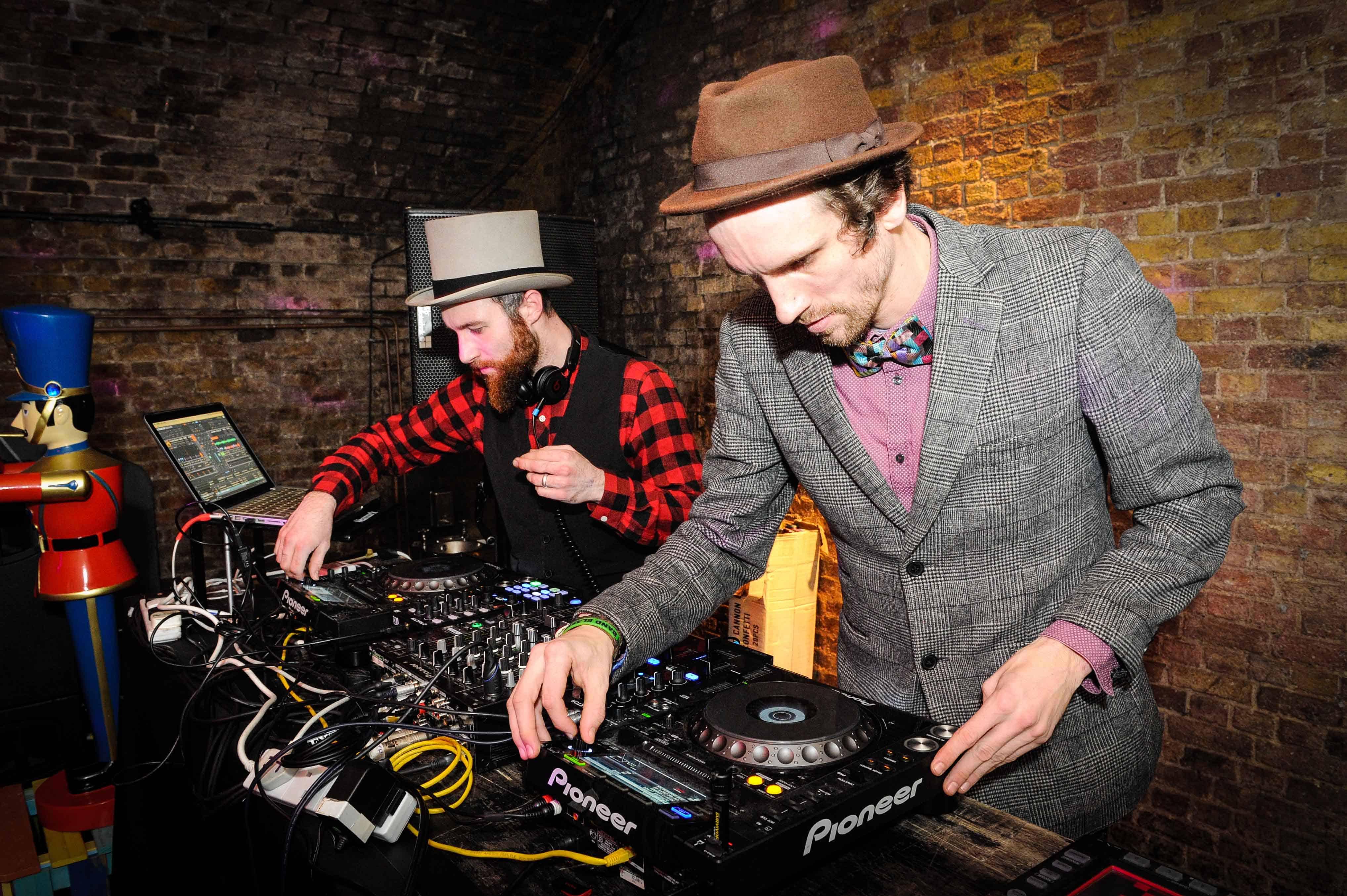 DJ Rumpsteppers - Profile 5 - DJ Hire Agency - Storm DJs