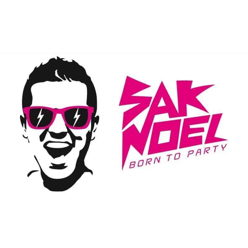 Sak Noel - Dj logo - Storm Djs