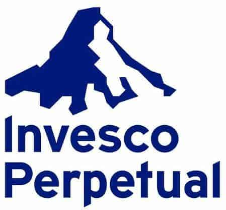 Invesco Perpetual logo - Storm DJs London - Hire DJ Agency